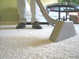Wilson Cleaning Leeds, West Yorkshire Steam Cleaning a Carpet